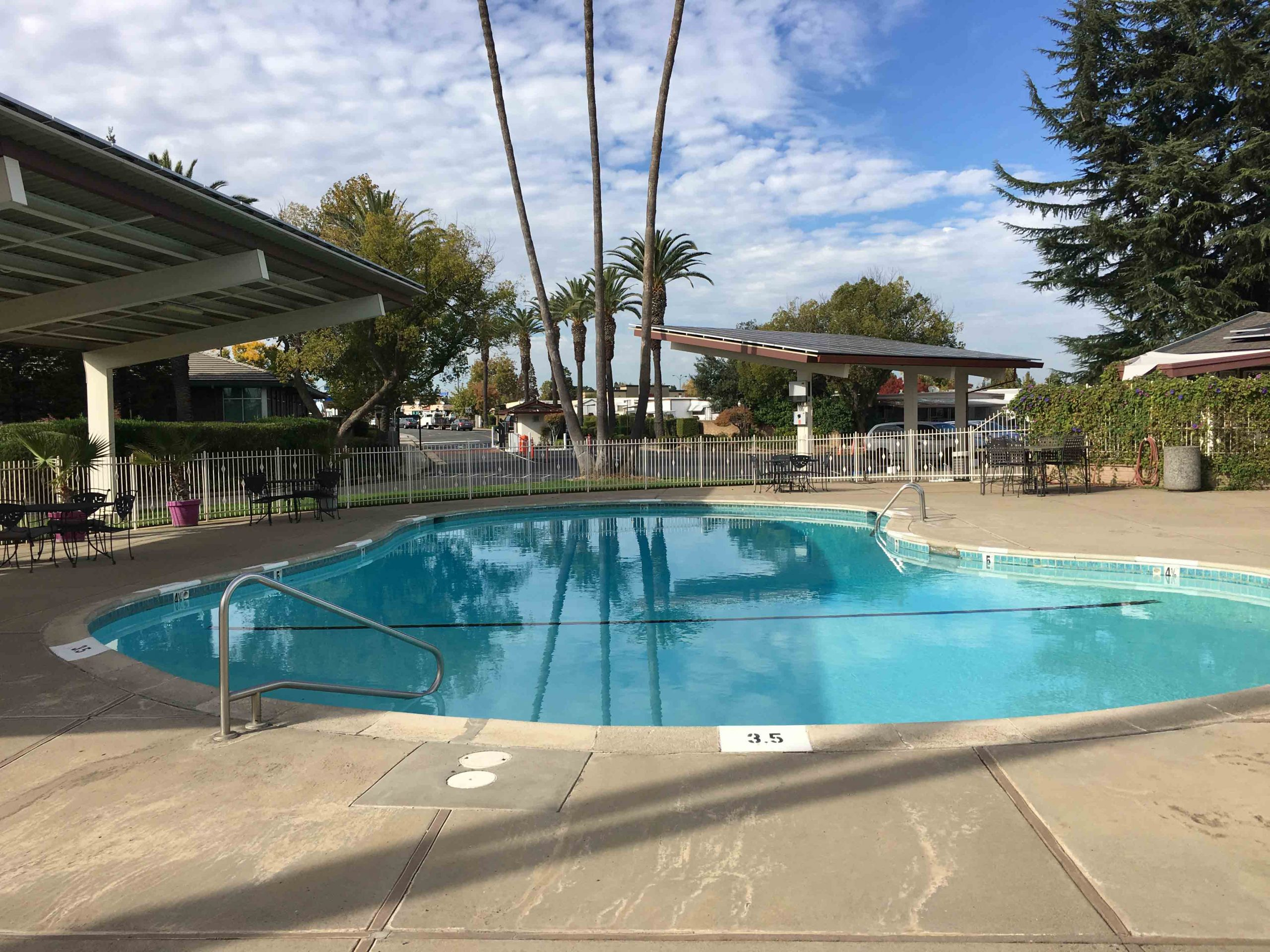 Mobil Country Club Swimming Pool