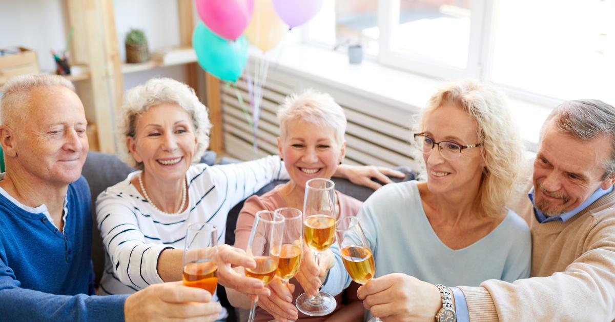 Seniors day at Rancho Cordova this August 2021