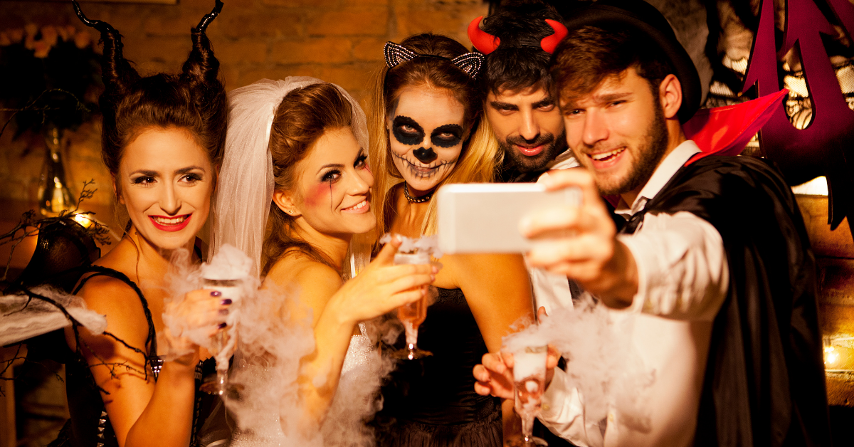 Halloween parties near Mobil Country Club